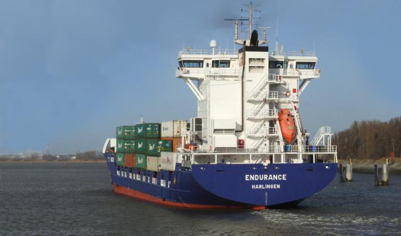 MV Endurance (chartered in)