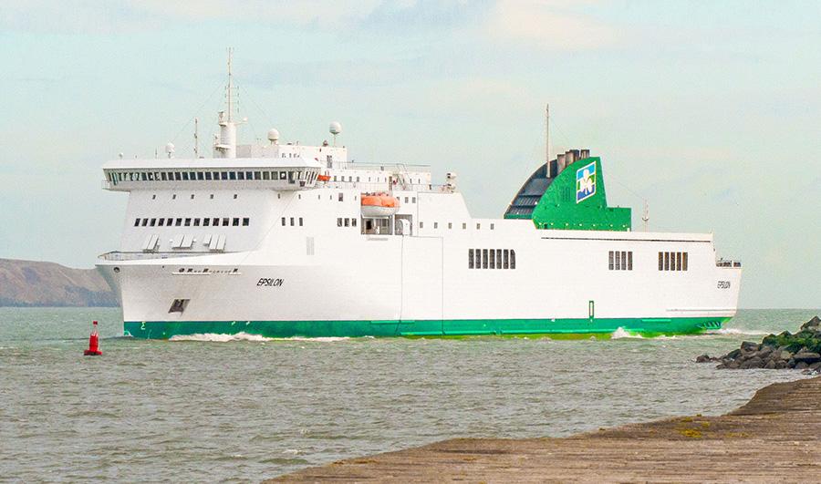 MV Epsilon (Chartered in)