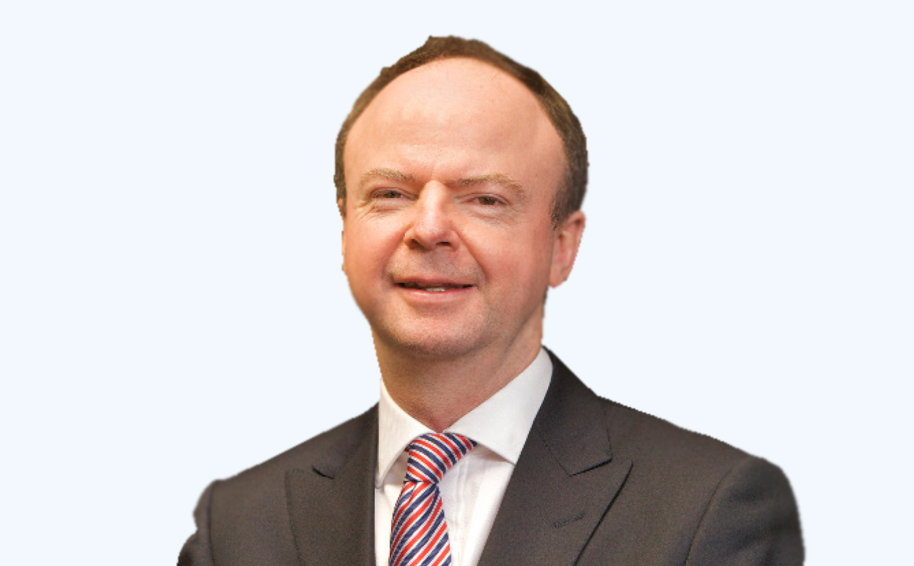 Brian O'Kelly portrait